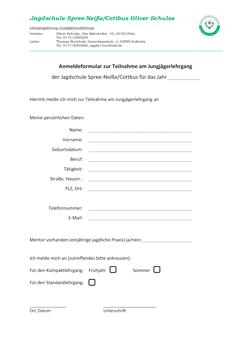 Anmeldeformular-neu